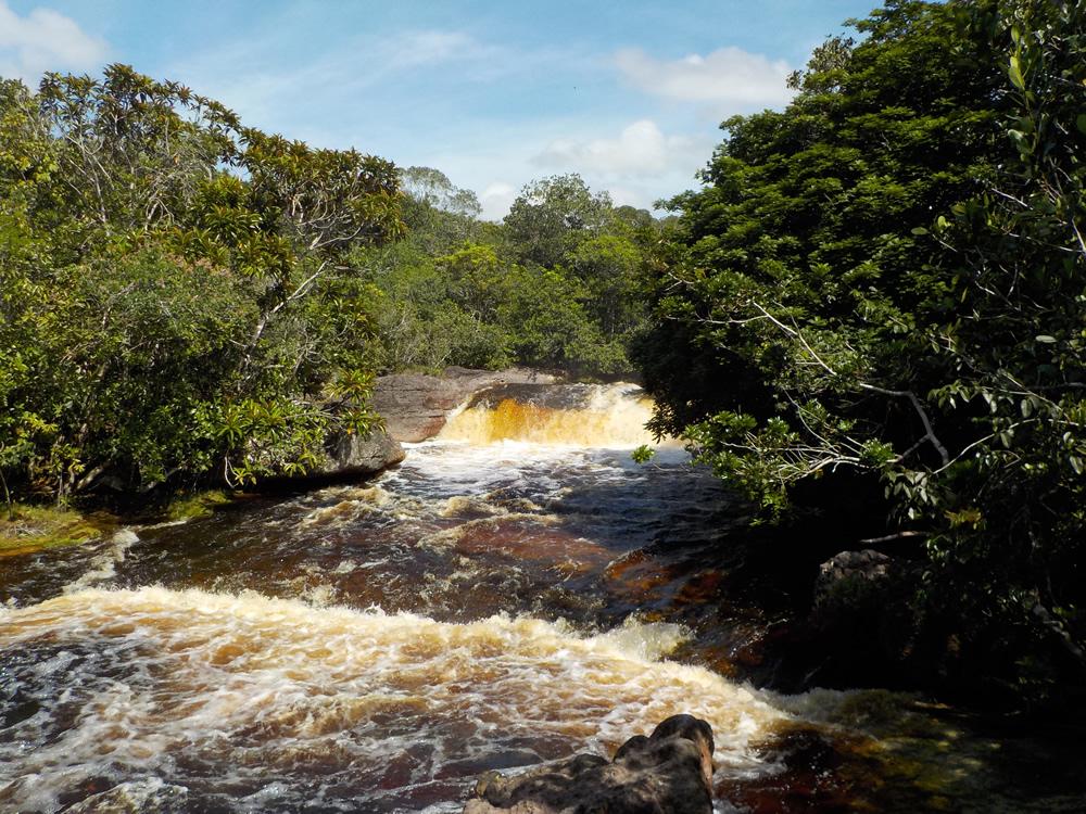 Una ruta por las cataratas amazónicas más espectaculares