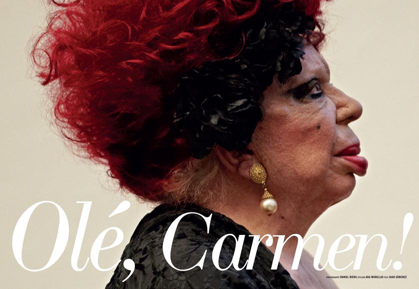 ¡Olé, Carmen!