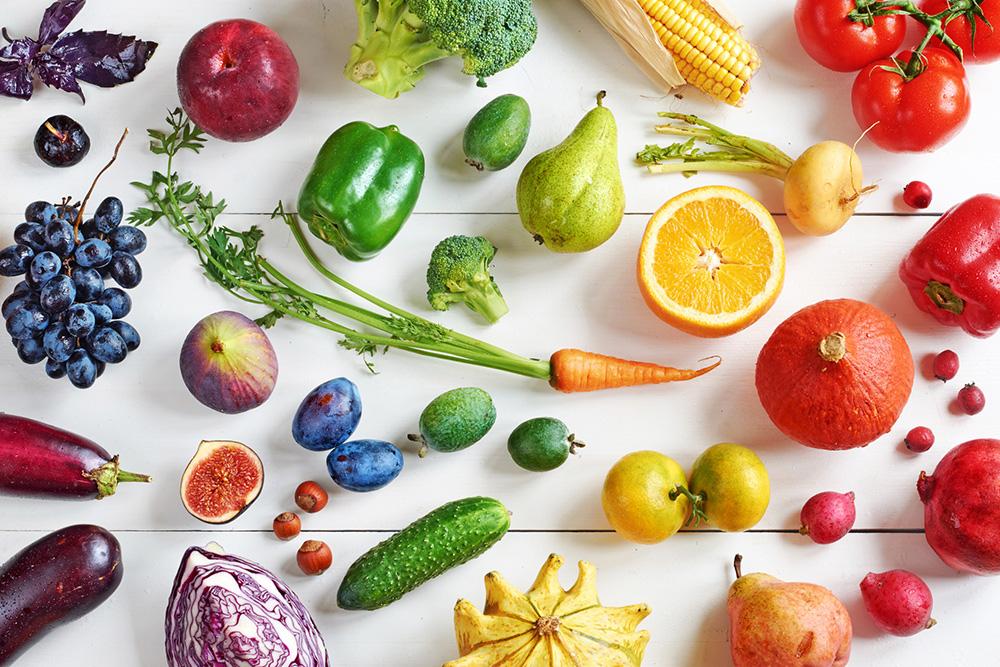 Cómo unas láminas comestibles protegen nuestros vegetales del deterioro