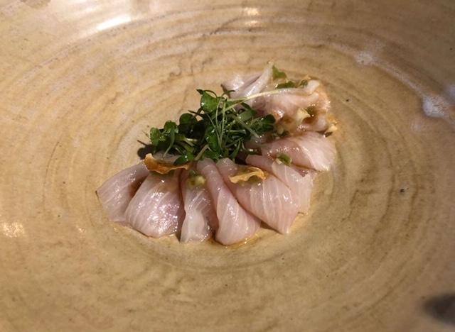 Superlativo menú sin combustión en Gyotaku