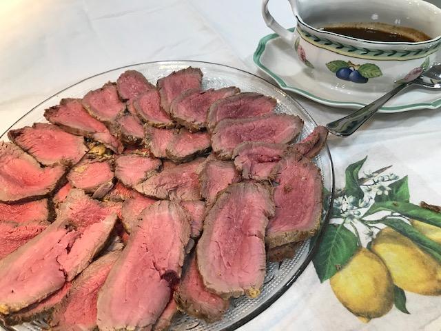 Roast beef sobresaliente